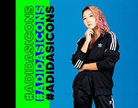 Adidas —Social Media