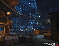 Gears of War 4 - Launch Series MP maps