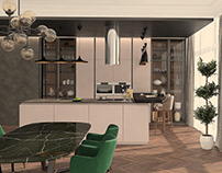 MANHATTAN kitchen by INSTYLE