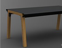 Personnal project : Indus Table - 2014