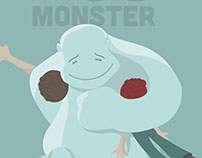 The Hug Monster