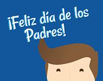 Día de los Padres | Father's Day