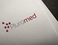 Pluramed pharmaceutical logo