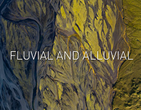 Fluvial and Alluvial deposites of Iceland