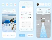 AR Travel App