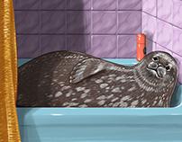 Bathtub Seal
