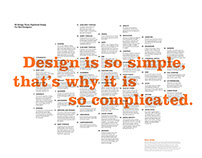 PSA poster for non-designers