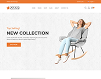 Fusta - Furniture eCommerce Bootstrap 4 Template
