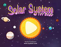 Solar System - Educational app for kids