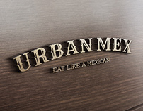 Brand Identity for a Mexican restaurant