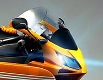 Honda CDR