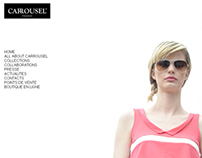 Carrousel Clothing - Website