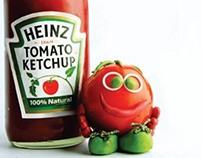 Heinz Product Photography