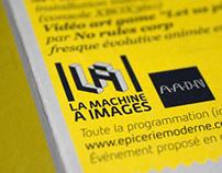 La Machine à Images - Logo