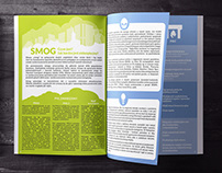 Anti-smog information pamphlet