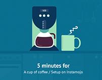 5 Mins Onboarding on Instamojo- Social Media Campaign