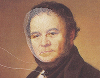 Stendhal - Poster - Personnal work