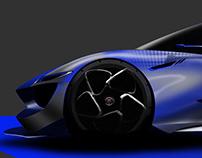Jaguar Vision C-type