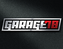 Garage78 // Logo Design & Branding
