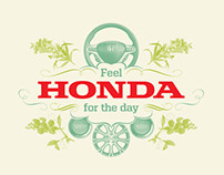 Honda Summer Drive Day