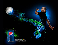 PEPSI Kick In The Mix