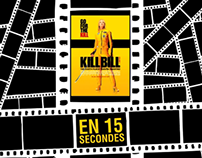 VIDEO - Kill Bill in 15 seconds - Personnal Work