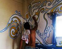 tatuaje mural
