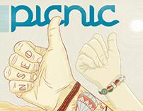 Picnic Magazine Ilustracional 2012