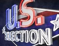 U.S. Presidential Debate, Promo End Board