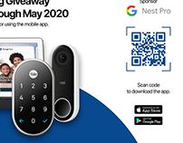 Spring Giveaway | UI/UX 2020 mobile app design