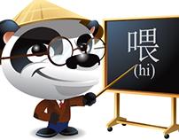 Character Design - Pandamanda