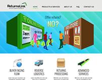 ReturnsLink Website