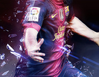 Messi ;; FCBarcelona