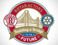 Rotaractors Building a Bridge to the Future