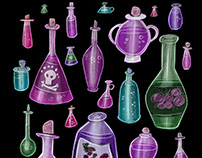 Spells and Potions