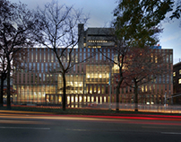 Barnard College Diana Center