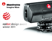 Manfrotto LED Continuous Light For SLR's