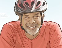 AARP Magazine Illustrations