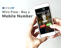 Mobile Number Purchase Flow