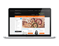 "Magento E-commerce Template ""dariGO"""