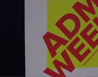 ADM Week Experimental