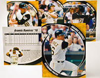 Pittsburgh Pirates Player Cards