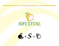 SIFCOTAL Charte Graphique & branding graphic