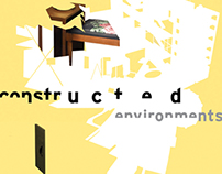 Poster for Parsons School of Constructed Environments