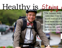 Healthy Is__________. Marketing Campaign