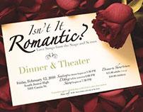 Dinner Theater Poster