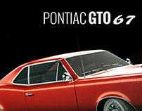 Pontiac GTO 67