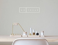 no tocar_desk organizer