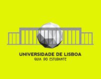 Universidade de Lisboa | Guia do Estudante 2012