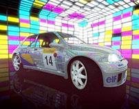 Clio Maxi 1 Rally
